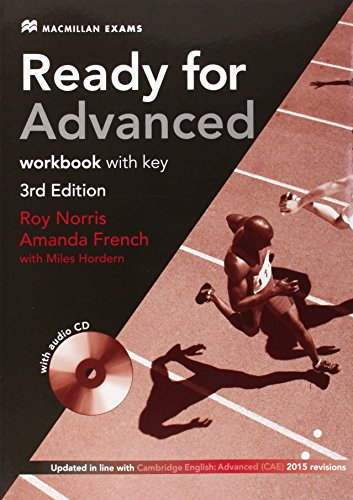 Ready for advanced Workbook With key Con e book Con espansione online Con CD Audio Per le Scuole superiori PDF