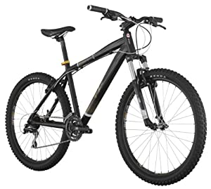 Diamondback Response Mountain Bike (26-Inch Wheels), Black, Small/16-Inch
