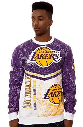 Mitchell & Ness Mens Los Angeles Lakers by Mitchell & Ness