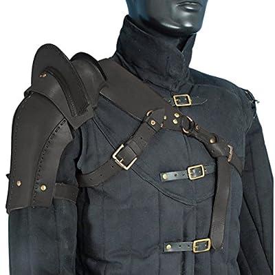 Armor Venue: Warriors Single Pauldron Shoulder Armour