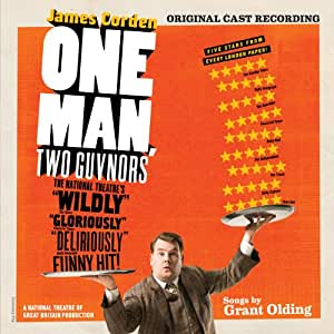 ORIGINAL SOUNDTRACK - ONE MAN, TWO GUVNORS