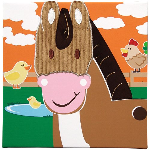 Horse Wall Art - Animal Farm Collection