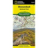 Shenandoah National Park (National Geographic Trails Illustrated Map)