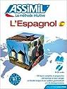 La méthode Assimil : L'Espagnol (1 livre + coffret 4 CD-Audio) par Antón Martínez