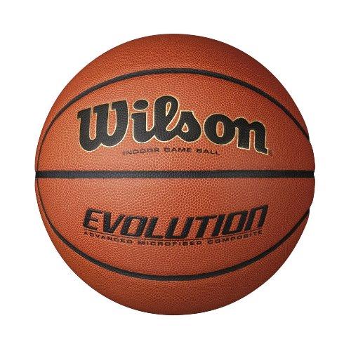 Wilson Evolution Indoor Game Basketball Official (29.5