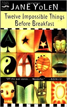 Six impossible things before breakfast book