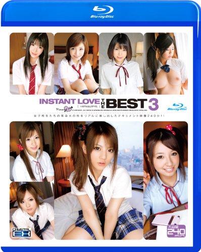 [月野りさ 葵ぶるま 成瀬心美 鈴音りおな 仲野希 他] INSTANT LOVE THE BEST 3 [Blu-ray]