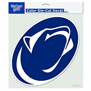 Buy NCAA Penn State Nittany Lions 8-by-8 Inch Diecut Colored Decal by WinCraft