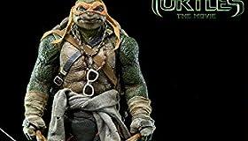 Teenage Mutant Ninja Turtles Michelangelo 1/6スケール ABS&PVC&POM製 塗装済み可動フィギュア
