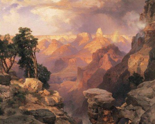 Grand Canyon puzzle Pomegranate Europe