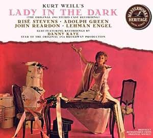 Weill: Lady in the Dark / Risë Stevens, Adolph Green, Lehman Engel, Danny Kaye