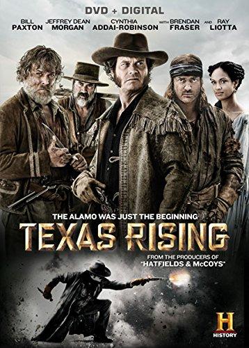 Texas Rising [DVD + Digital]