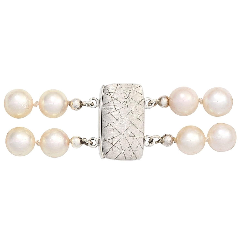 Damen Magnet – Schließe aus 925 Sterling Silber eismatt jetzt kaufen