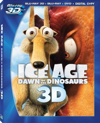 Blu-ray 3D : Ice Age: Dawn of the Dinosaurs (3D) (With DVD, With Blu-Ray, Digital Copy, Widescreen, )