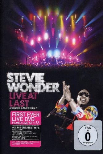 Live at Last [DVD]