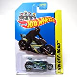 Canyon Carver '14 Hot Wheels 126/250 (Green) Vehicle