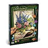 """Schipper 609130601 - Malen nach Zahlen - Blumen am Fenster, 40x50 cmvon """"Noris Spiele"""""""