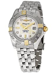 Affordable!! Breitling Women's BTB71356L2-A710SS Galactic 32 Mother-Of-Pearl Dial Watch