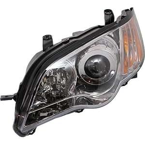Amazon Com Subaru Outback 08 09 Head Lamp Lh Assembly