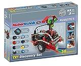 Fischertechnik Txt Discovery Set - Juguete de montaje (524328)