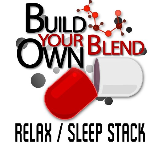 Relax/Sleep Stack (Bulk Powder) 90 Day Supply