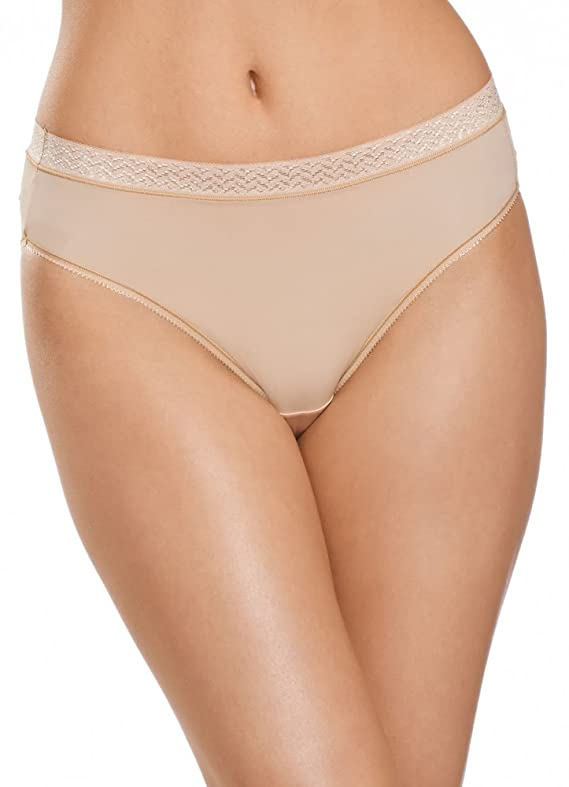 Jockey Women's Underwear Perfect Fit Promise Hi Cut