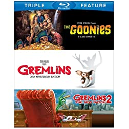 Goonies / Gremlins / Gremlins 2: The New Batch [Blu-ray]