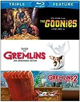 Goonies / Gremlins / Gremlins 2: The New Batch [Blu-ray]