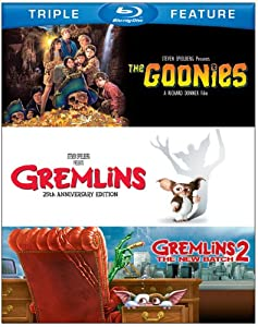 The Goonies/ Gremlins/ Gremlins 2: The New Batch (3FE) [Blu-ray]