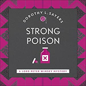 Strong Poison Hörbuch