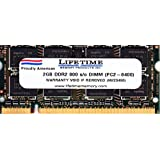 2GB MEMORY RAM for Toshiba Mini NB505-N500BL, NB505-N508BL, NB505-N508BN DDR2