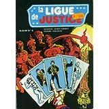 La Ligue de Justice - album n° 6 - 1- 5 cartes à abattre / 2- 3 démons de plus