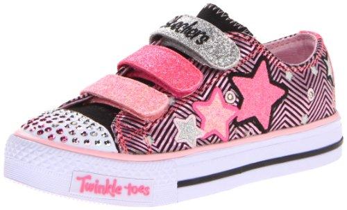 364be35e0880 Skechers Kids 10249L Shuffles Triple Up Light-up Sneaker (Little Kid ...