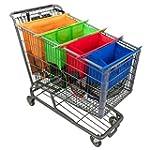 Shopping Trolley Bag on Wheels - Non-...