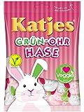Katjes Grün Ohr Hase, 5er Pack (5 x 200 g)