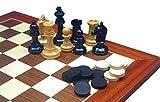 Marigo - tablero ajedrez damas 40cm (no incluye fichas)