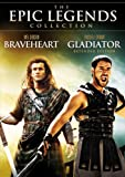 The Epic Legends Collection (Braveheart / Gladiator - Extended Edition)