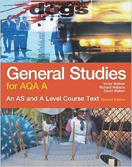 General studies coursework