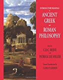 img - for Introductory Readings in Ancient Greek And Roman Philosophy book / textbook / text book