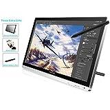 """Huion® GT-220 Tavoletta grafica con monitor IPS FullHD da 21.5"""""""