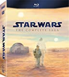Star Wars Complete Saga Blu-ray Box [Limited Release]