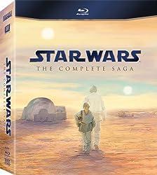 スター・ウォーズ コンプリート・サーガ<BR> ブルーレイBOX (初回生産限定) [Blu-ray]