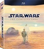 スター・ウォーズ コンプリート・サーガ ブルーレイBOX (初回生産限定) [Blu-ray] (2011)
