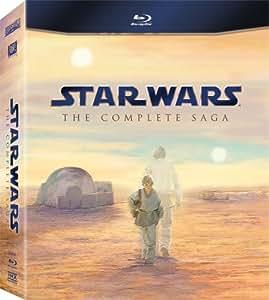 [先着購入特典付] スター・ウォーズ コンプリート・サーガ ブルーレイBOX (初回生産限定) [Blu-ray]