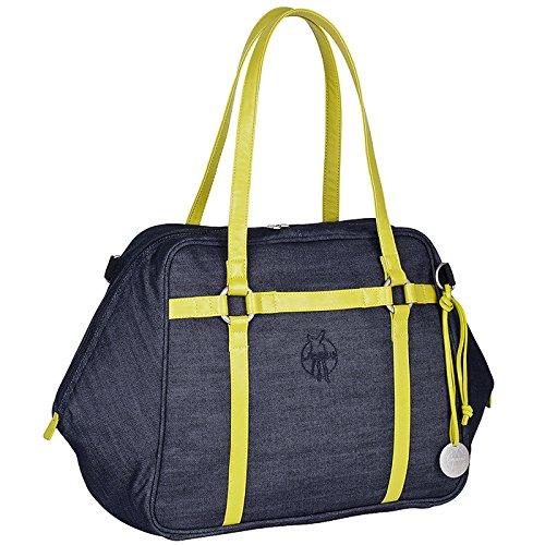 Haba Lassig Green Label Urban Bag, Denim Blue