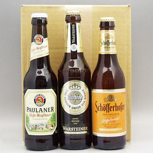 飲み比べセット ドイツビール3種 330m×3本-017