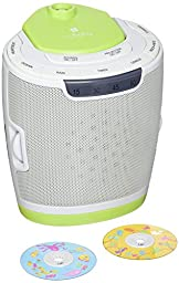 myBaby Soundspa Lullaby Sound Machine and Projector (Certified Refurbished)