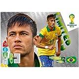 Panini Adrenalyn World Cup 2014 Brazil - Neymar Brazil limited Edition