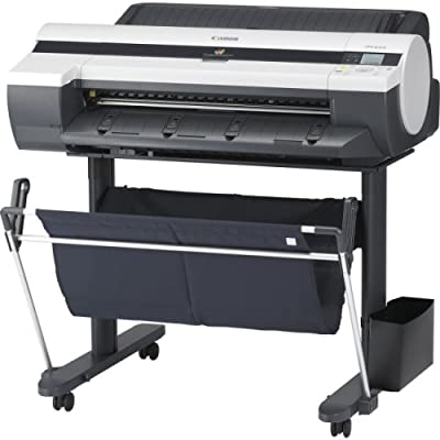 """3034B002 iPF605 24"""""""""""""""" Printer with stand Canon Large Format Tech Graphics Printer"""