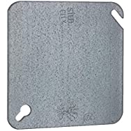 Thomas & Betts 52C1 Square Box Cover-4